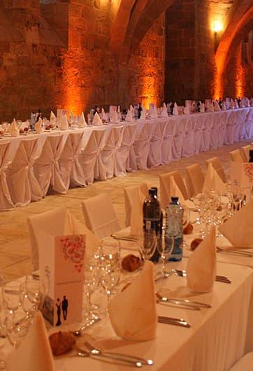 Abbaye Fontfroide - Cocktails & soirées
