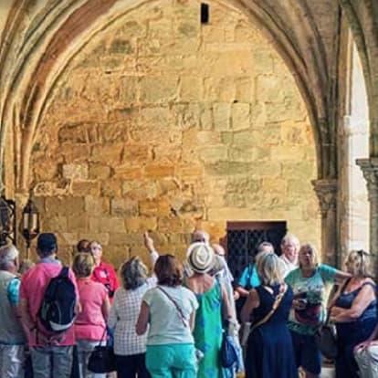 Abbaye Fontfroide - Tarifs visites