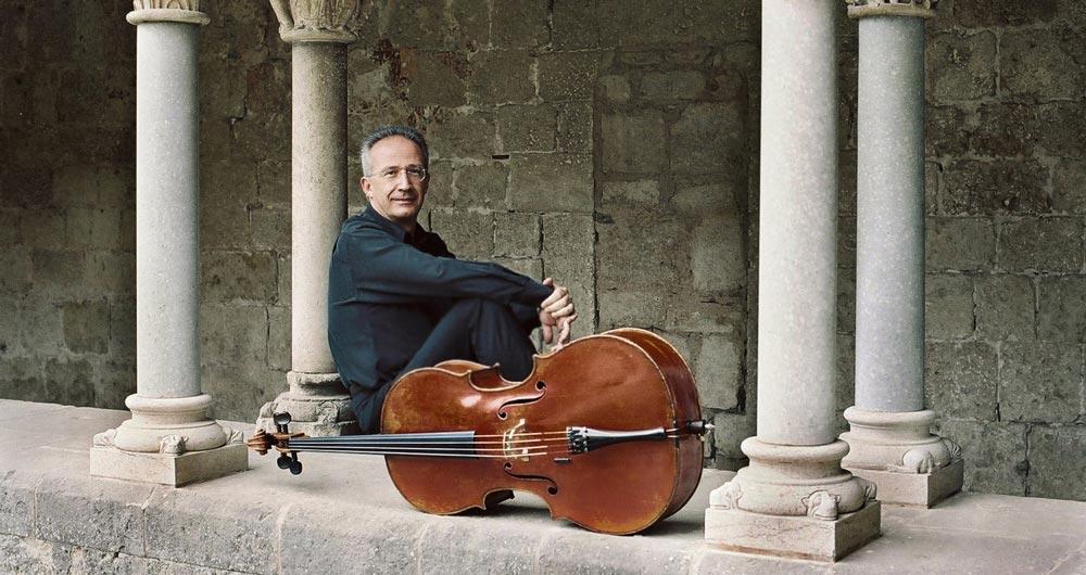 Abbaye de Fontfroide - Concert de violoncelles