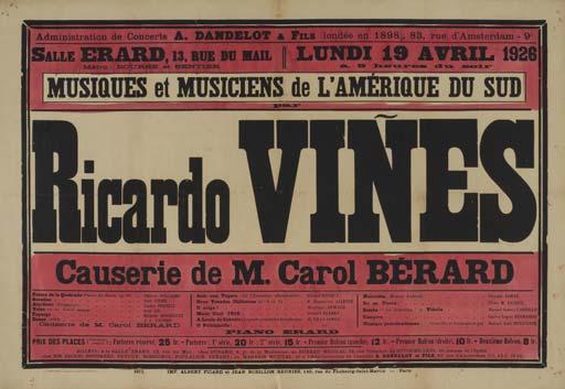 Abbaye de Fontfroide - Exposition Ricardo Viñes