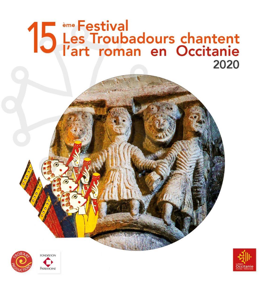 Abbaye de Fontfroide - Les Troubadours Chantent l'Art Roman en Occitanie