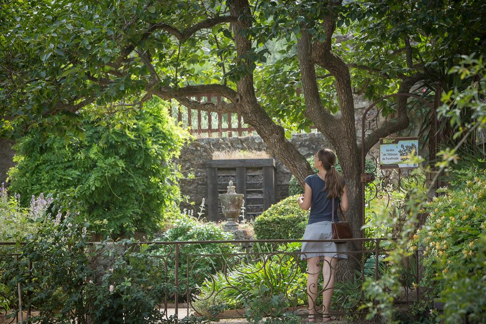 visite jardins abbaye