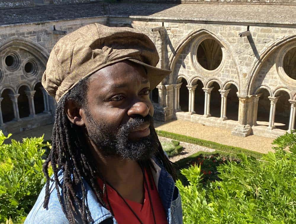Abbaye de Fontfroide - L'Immortel de Freddy Tsimba
