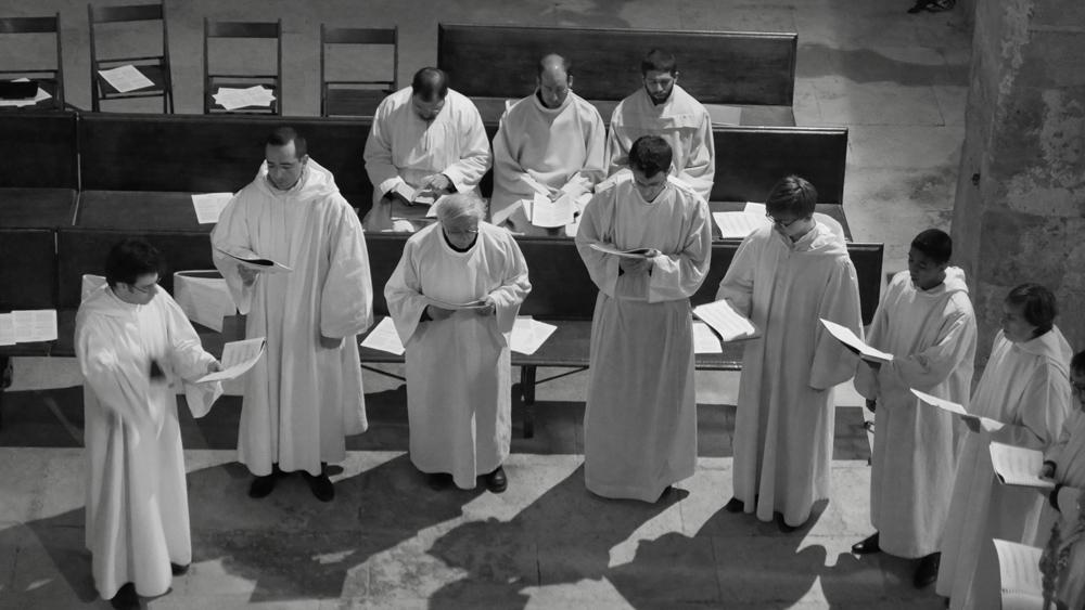 Abbaye de Fontfroide - Concert de Chants Grégoriens