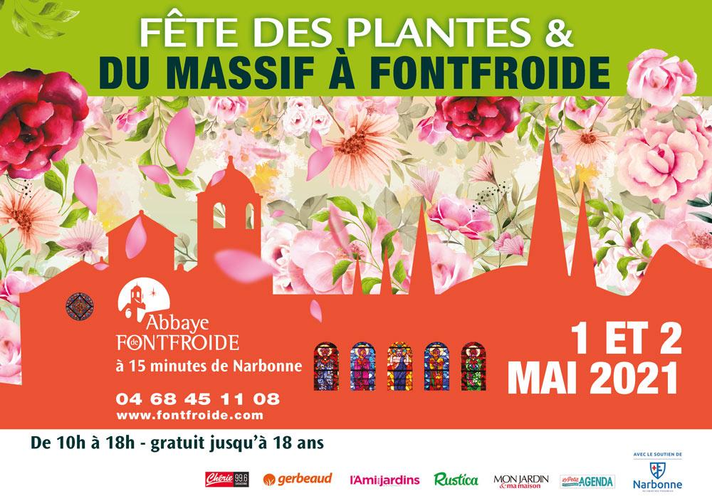 Abbaye de Fontfroide - 17ème FÊTE DES PLANTES ET DU MASSIF