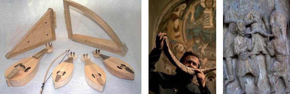 exposition instruments moyen age