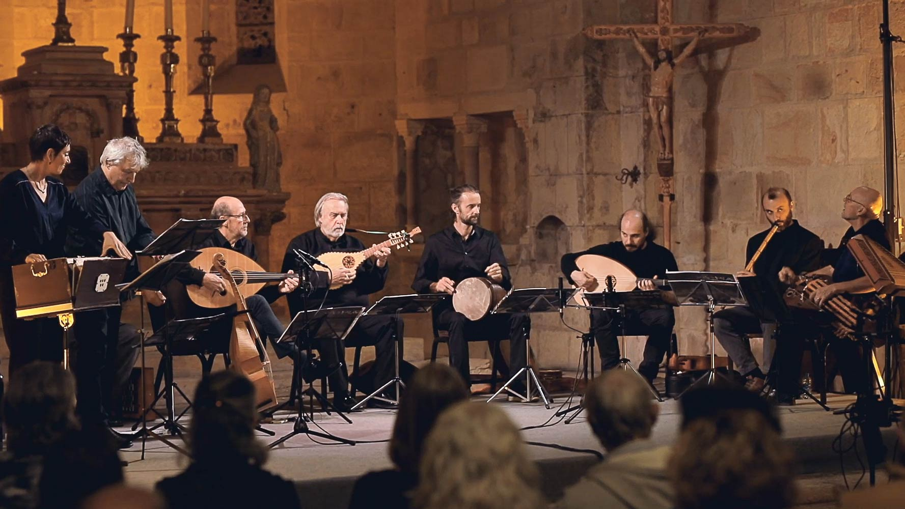 Abbaye de Fontfroide - Les Troubadours chantent l'Art Roman