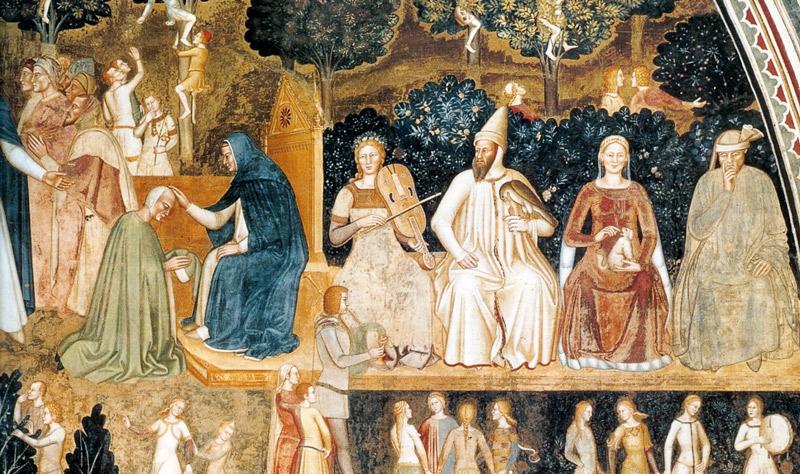 Abbaye de Fontfroide - Le Grégorien à la Lumière de l'Orient
