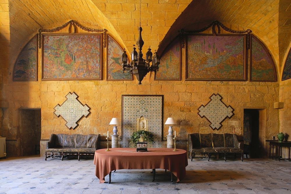 Abbaye de Fontfroide - Visite des Appartements Privés